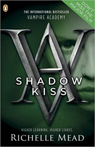 Shadow Kiss Audiobook