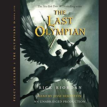 The Last Olympian Audiobook Free