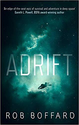 Adrift Audiobook - Rob Boffard Free