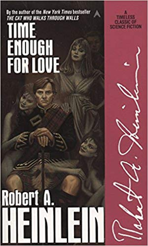 Time Enough for Love Audiobook - Robert A. Heinlein Free