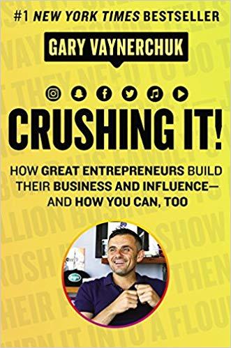 Crushing It! Audiobook - Gary Vaynerchuk Free