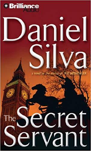 The Secret Servant Audiobook - Daniel Silva Free