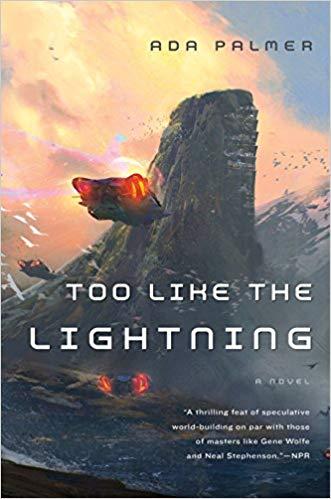 Too Like the Lightning Audiobook - Ada Palmer Free