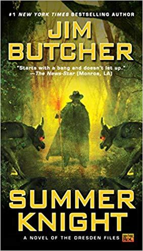 Summer Knight Audiobook - Jim Butcher Free