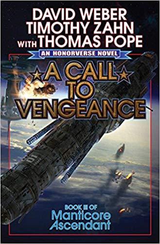 A Call to Vengeance Audiobook - David Weber Free