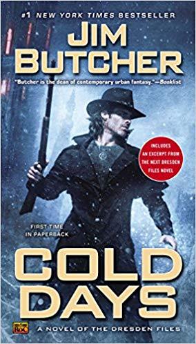 Cold Days Audiobook - Jim Butcher Free