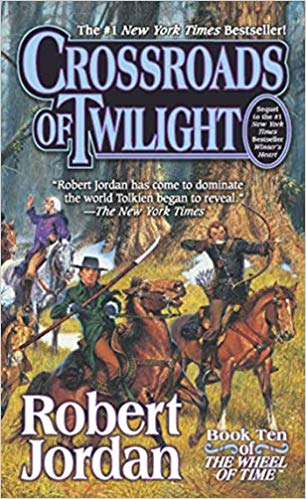 Crossroads of Twilight Audiobook - Robert Jordan Free