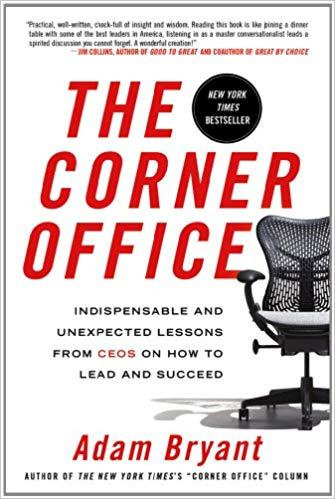 The Corner Office Audiobook - Adam Bryant Free