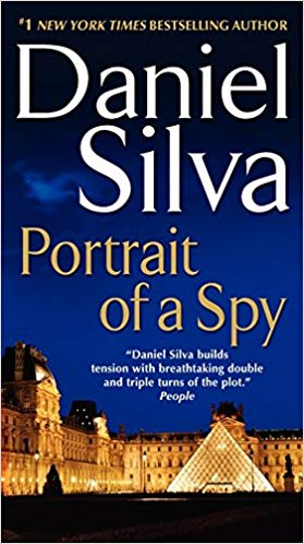 Portrait of a Spy Audiobook - Daniel Silva Free
