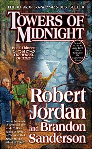 Towers of Midnight Audiobook - Robert Jordan Free