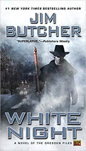 White Night Audiobook - Jim Butcher Free