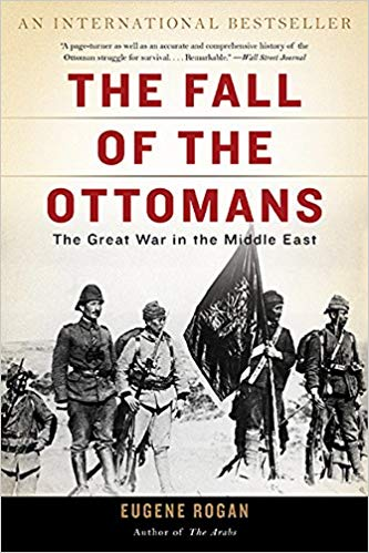 The Fall of the Ottomans Audiobook - Eugene Rogan Free