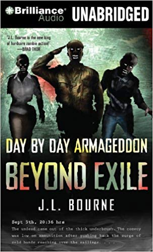 Beyond Exile Audiobook - J. L. Bourne Free - Day by Day