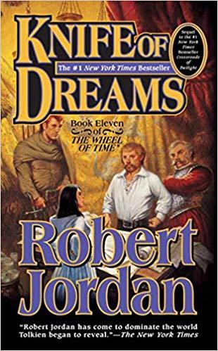 Knife of Dreams Audiobook - Robert Jordan Free