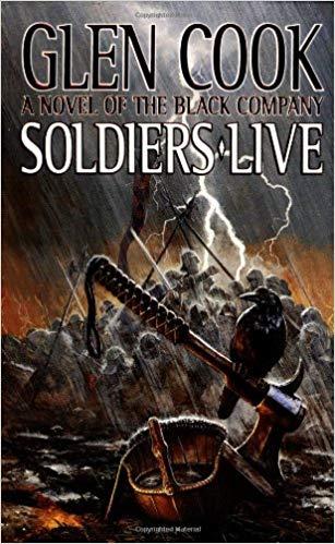 Soldiers Live Audiobook - Glen Cook Free
