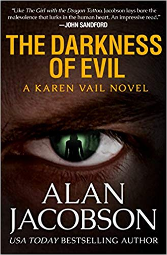 The Darkness of Evil Audiobook - Alan Jacobson Free