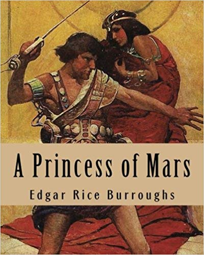 A Princess of Mars Audiobook - Edgar Rice Burroughs Free