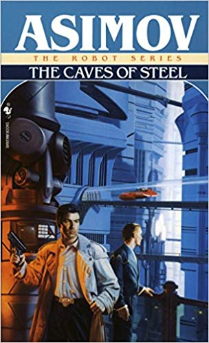 The Caves of Steel Audiobook - Isaac Asimov Free