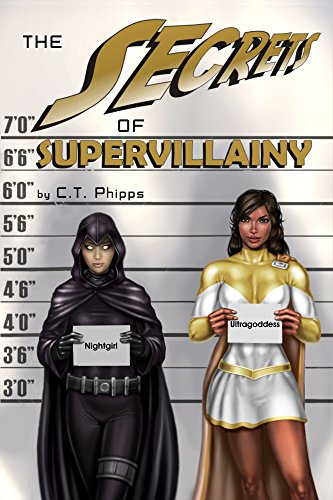 The Secrets of Supervillainy Audiobook - C. T. Phipps Free