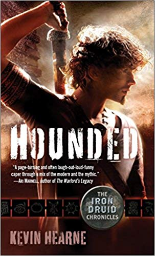 Hounded (Iron Druid Chronicles) Audiobook - Kevin Hearne Free