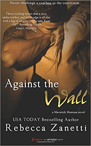 Against The Wall Audiobook - Rebecca Zanetti Free