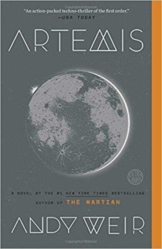 Artemis Audiobook - Andy Weir Free