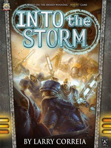 Into the Storm Audiobook - Larry Correia Free