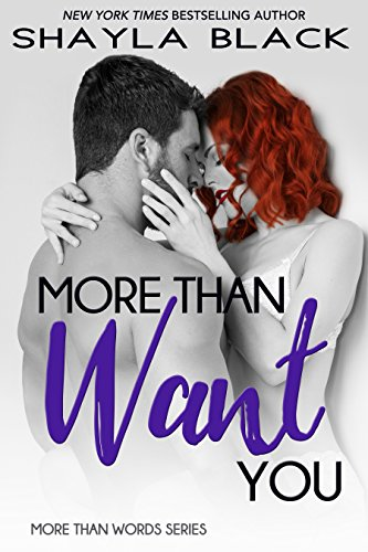 More Than Want You Audiobook - Shayla Black Free