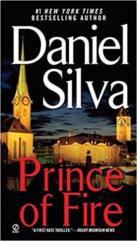 Prince of Fire Audiobook - Daniel Silva Free