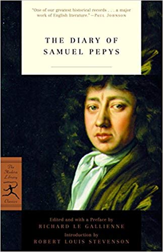The Diary of Samuel Pepys Audiobook - Samuel Pepys Free