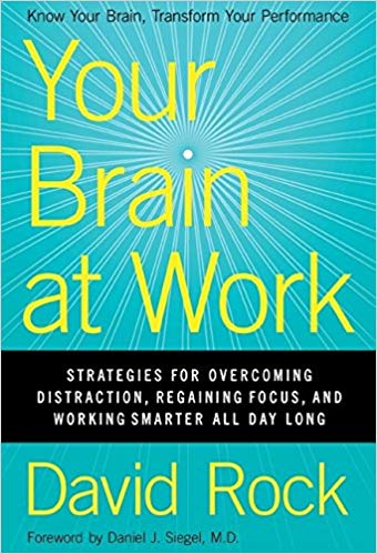 Your Brain at Work Audiobook - David Rock Free