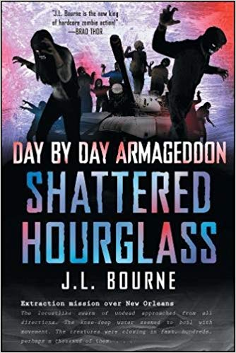 Day by Day Shattered Hourglass Audiobook - J. L. Bourne Free